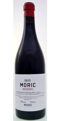 Moric Reserve 2016