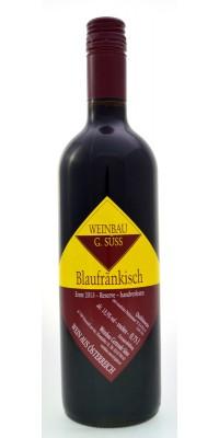 Blaufränkisch - Reserve - 2013