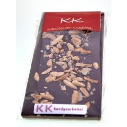 Mandelschokolade
